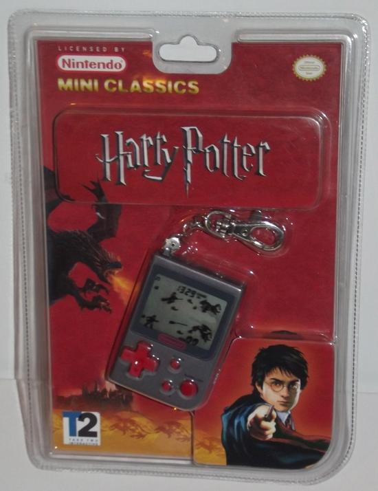 jeux elec mini classic harry potter