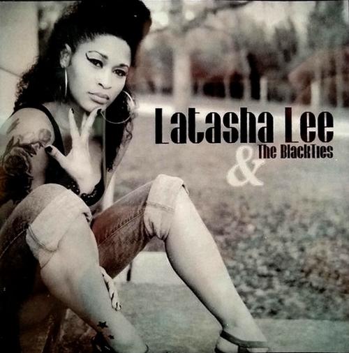 "Latasha Lee & The Black Ties : CD "" Latasha Lee & The Black Ties "" Amazon.com Records 8 5913 16488 8 [ US ]"