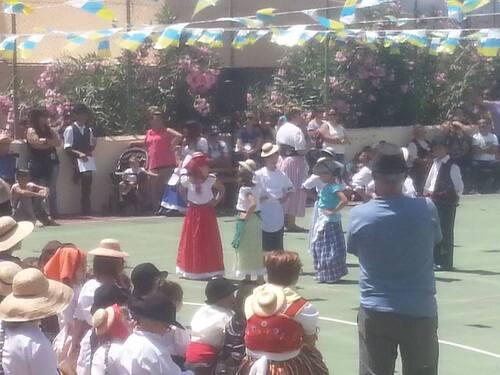 On s' approche del Día de las Islas Canarias