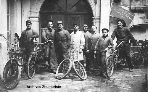 La Motocyclette en France 1914-1921 - Réédition (4)