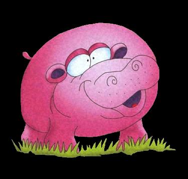 Tubes hippopotames