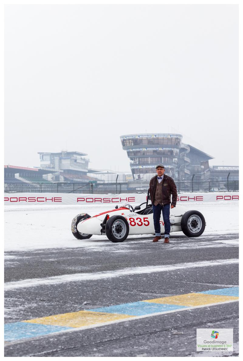 Séance Shooting avec Bart Kuykens au P-E-C du Mans