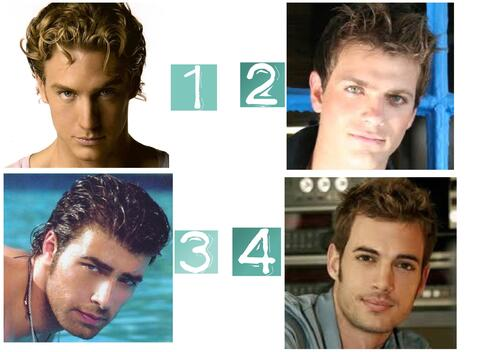 Eugenio Siller VS Pablo Azar VS Jencarlos Canela VS William Levy