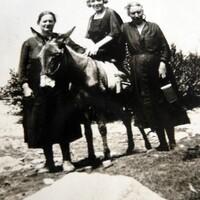 Za Carulina (mère de Jules Antoine Colonna) Baptistine et Za  Matea (gd mère de Noelle paternelle)