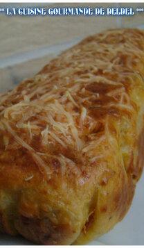 CAKE SALÉ AU FROMAGE BLANC,POULET CAROTTE