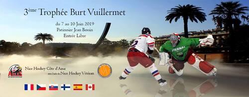 Tournoi vétéran - Burt Vuillermet