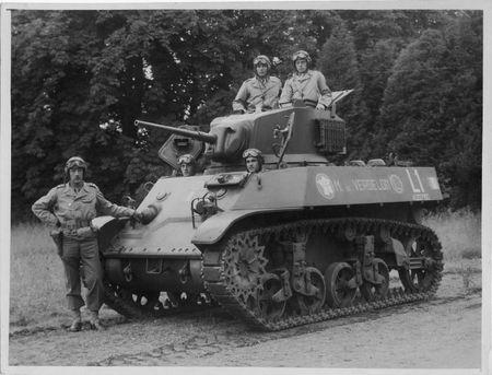 12_RCA_GALVEZ_JC_Site_2DB_2_Chateau_de_Sonderlandwick_Driffield_ANGLETERRE_Juin_1944_2__Cnl_De_Langlade