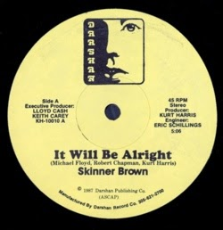 Skinner Brown - It Will Be Alright