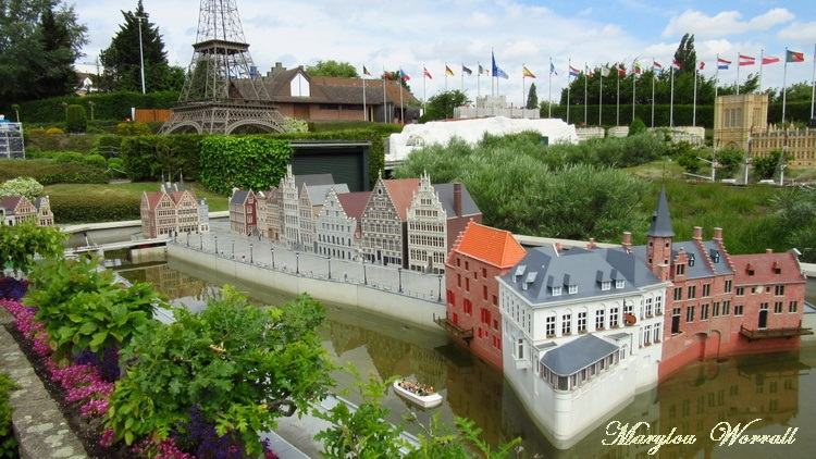 Bruxelles : Parc Mini-Europe 3/3