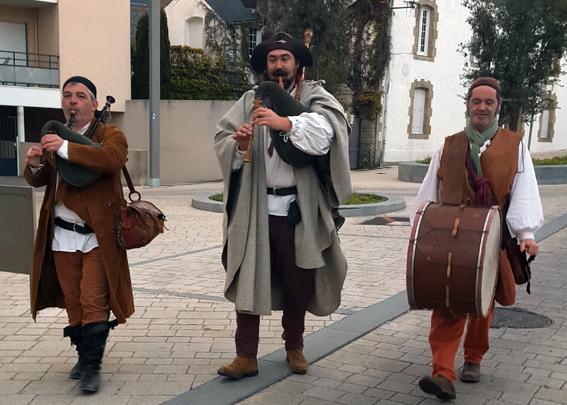 Trio SONERION an AMZER