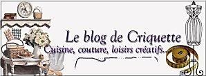 banniere criquette