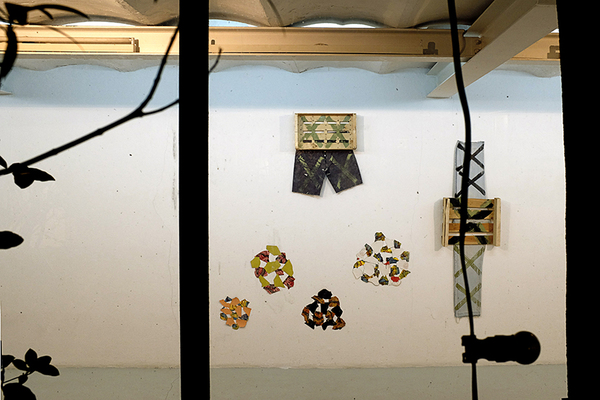 Marseille Caillol Saulnier-Saytour Artcade Point-to-Point-Galerie foto-Loubat