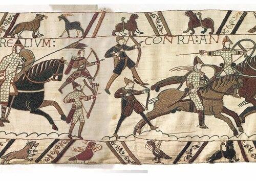 1066-2016 : 950ème anniversaire de la Bataille de Hastings [1]