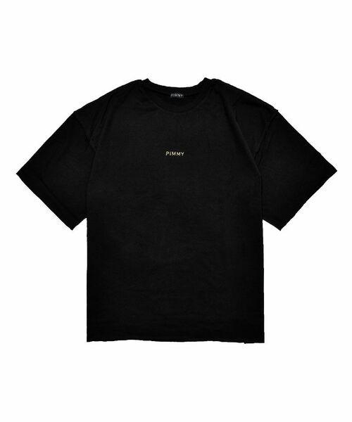 [PIMMY] - Tshirt avec message - 4320¥