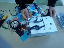 12: Avancement de notre robot