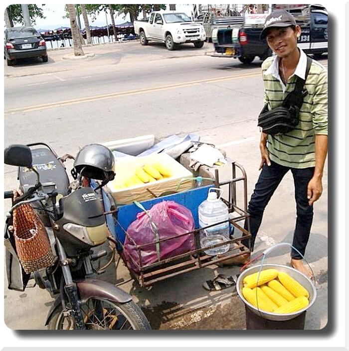 Sourires Thaïlandais. 2