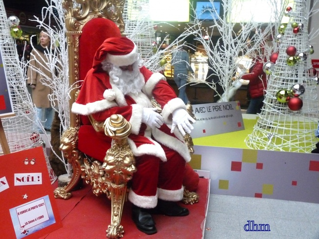 La table de Noël