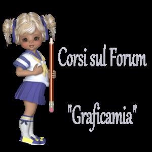 """Le mie esecuzioni libere delle lezioni dei Tutorial Tube dal Forum: """"Graficamia"""" lezoni Avanzate pag 2"""