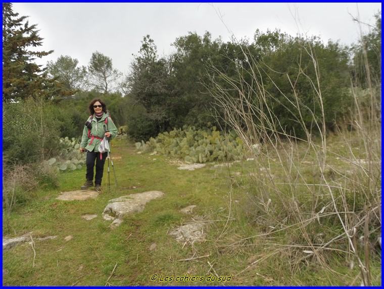 Siou Blanc, l'abîme de Maramouyé et la Baralière