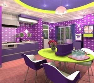 Jouer à Fruit kitchens 10 - Grape purple