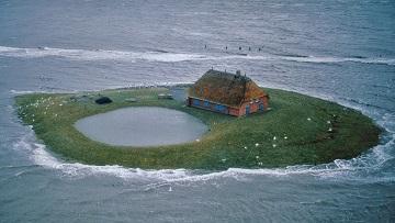 Les îles oubliées ...