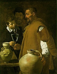 velazquez waterseller-seville