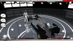 Mercedes AMG Petronas F1