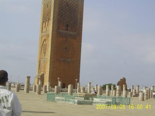 الصور صومعة حسان بمدينة الرباط