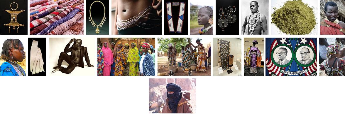 WIKI LOVES AFRICA 2015  Le concours photo dédié à l'Afrique et à la mode !