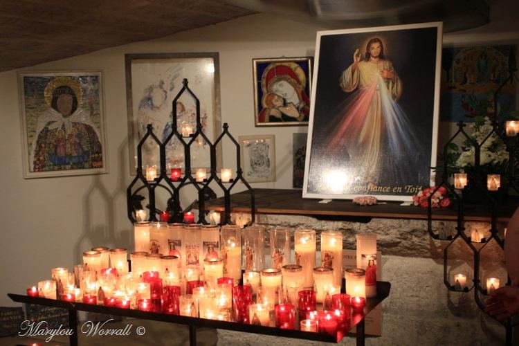 Camargue : L'église des Saintes-Maries