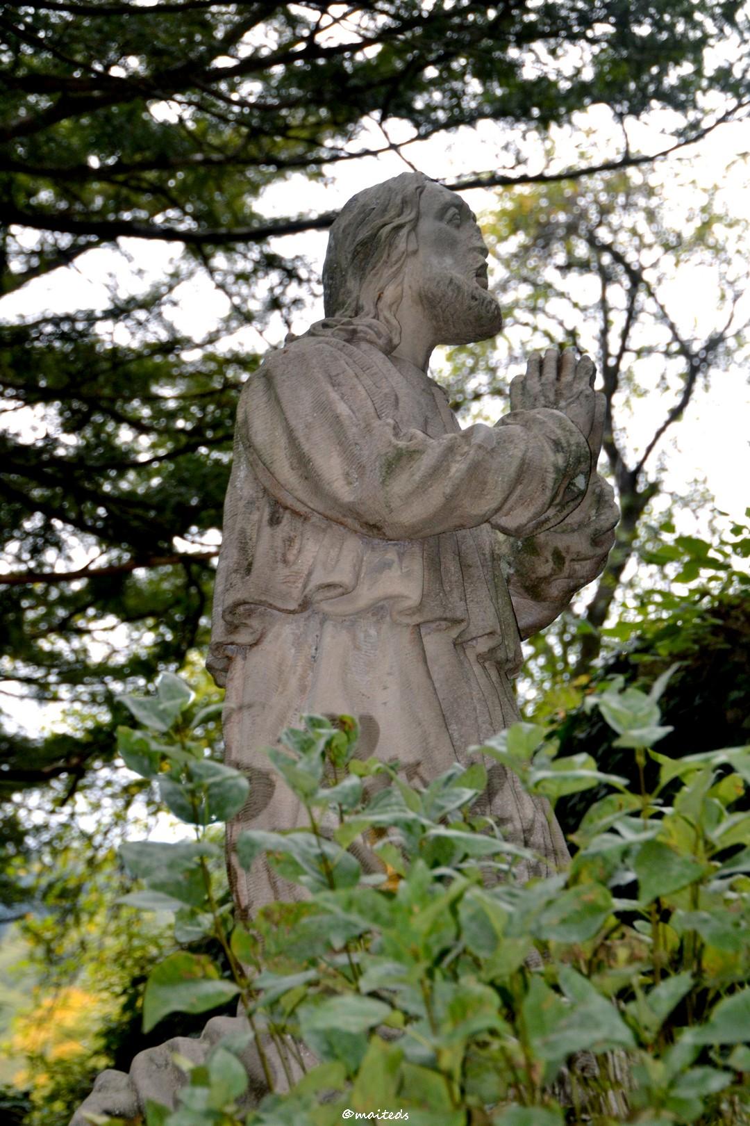 Chemin de croix - ND de Lorette - Murbach (68)