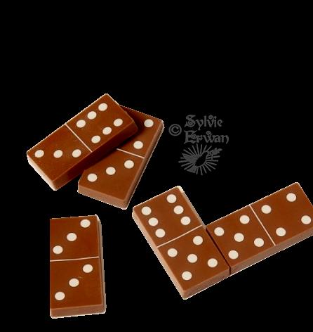 Tubes chocolats création 5