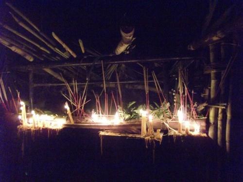 Novembre 2555. En ISAN, le mois de toutes les fêtes !