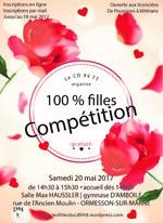 Tournoi 100% Féminin - samedi 20 mai 2017