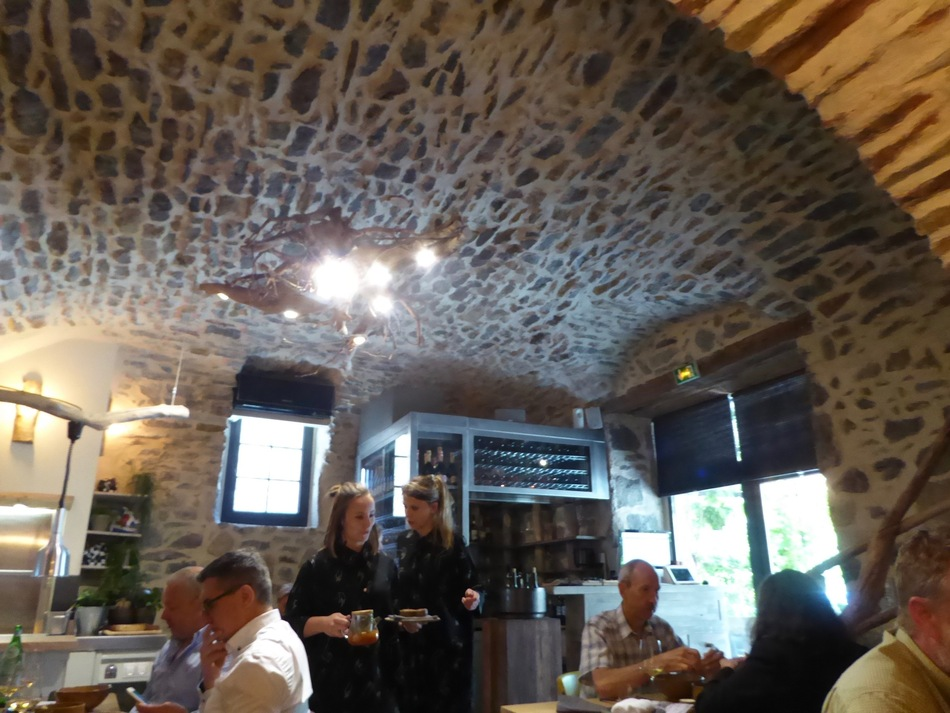 Le Likoke, restaurant 1* Michelin??