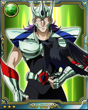 IX - Armure du Corbeau (Corvus/Crow Cloth)