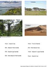 Géographie - climats et paysages - ASH