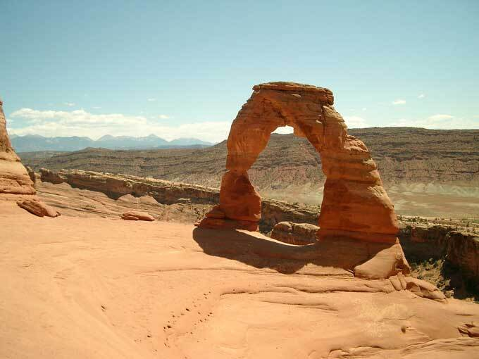 Le parc national des Arches