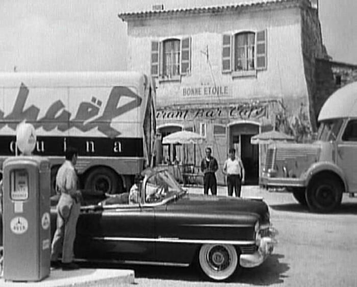 BRIGITTE BARDOT - LA LUMIERE D'EN FACE - 1956