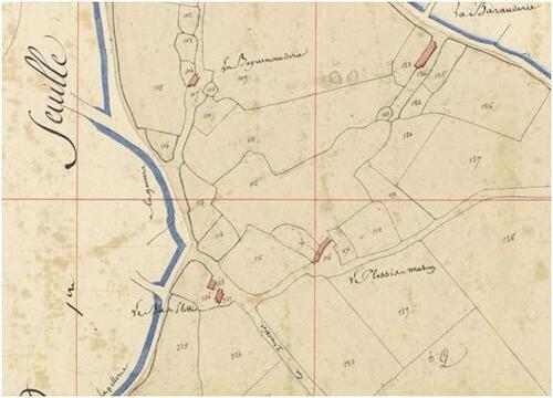 La cachette de l'abbé Jarry, St-Maurice-la-Fougereuse....