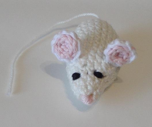 """Serial crocheteuse, No 164 """"Pour mon bébé"""""""