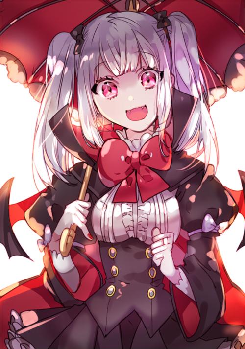 Image de vampire anime girl