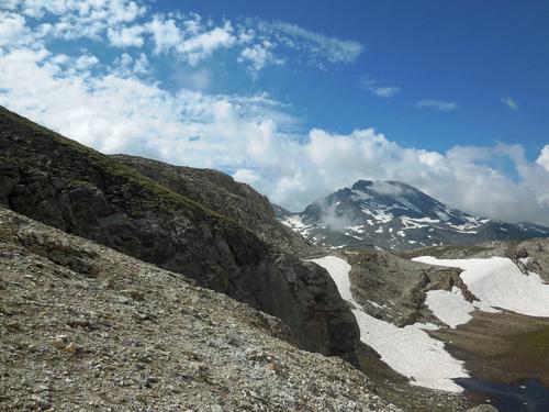 26/07/2016 Tenn de Rhêmes # 2 Vallon Val d'Isère Alpes Grées Savoie 73 France