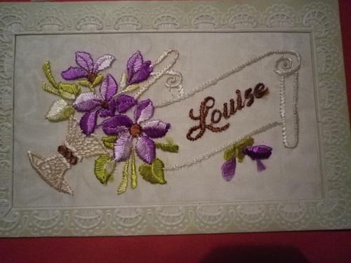 Bonne fête Louise!