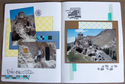 Mylène - Scrap : Album Turquie (4)