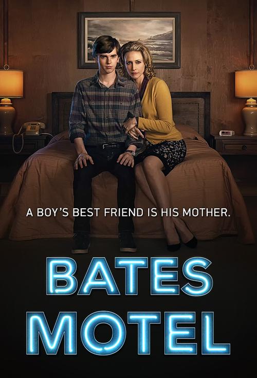 "Bonsoir a l'honneur : "" Bates Motel """