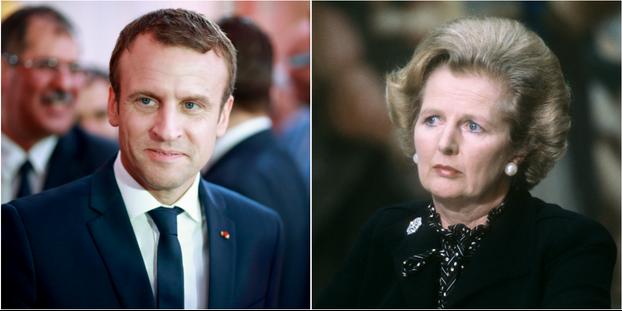 Macron l'apprenti sorcier, et la sorcière qui l'inspire