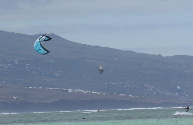 Kitesurf à la Saline (3/4) -