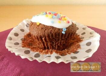 Muffins moelleux au chocolat façon Cupcakes