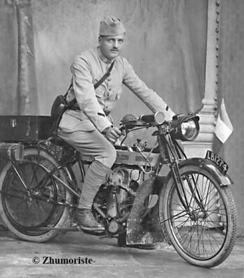 La Motocyclette en France 1914-1921 - Réédition (3)